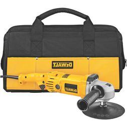 "Dewalt DWP849X 7"" / 9"" Electronic Variable Speed Polisher --"