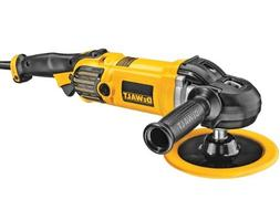 Dewalt Dwp849X 110 Volt Variable Speed Polisher