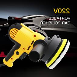 Electric Car <font><b>Polisher</b></font> <font><b>Machine</