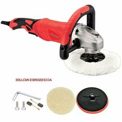 "Toolman Electric Polisher Sander Paint Care Tool 7"" 12A amps"