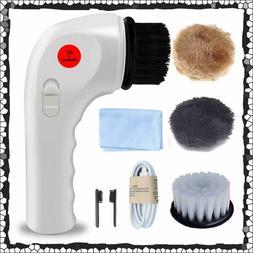 Electric Shoe Polisher Machine Maque Mini Handheld Electric