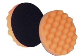 """3M Finesse-it Buffing Pad 02648B, Hook-and-Loop, 3-1/4"""" Diam"""