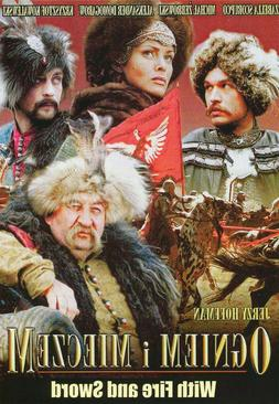 With Fire and Sword    with English subtitles   DVD