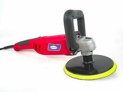 "Flash sale!!! 7"" Electric Variable Speed Car Polisher Buffer"