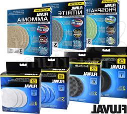 Fluval FX Series Media Pads/Foam/Carbon/Phosphate/Nitrite/Am