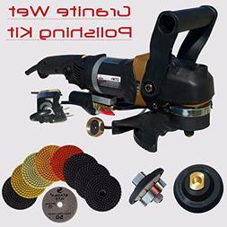 Stadea Granite Bullnose Fabrication Tools Kit For Granite Ed