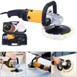 hot 7 auto car paint polisher buffer