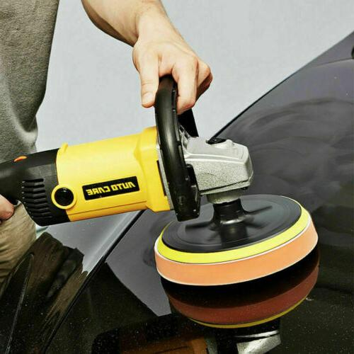 Kit Buffer Sander Speed Machine