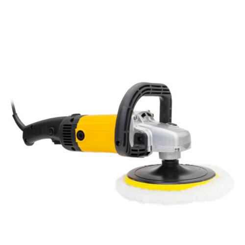1600W Variable Polisher Buffer