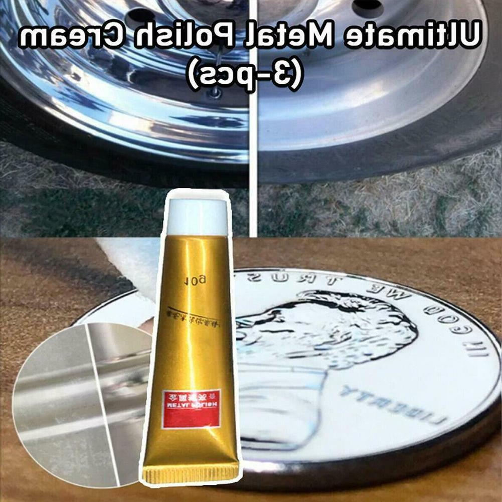 1pcs Ultimate Metal Polish Cream Tile Glass Bathtub Cleaning