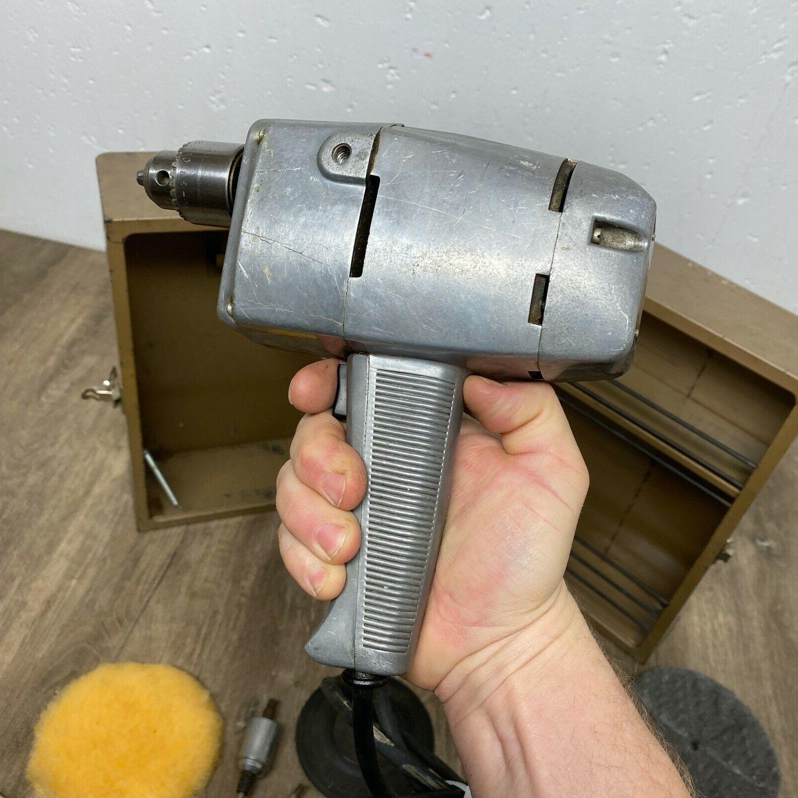 Craftsman speed Sander 315.27760 Case & Accessories