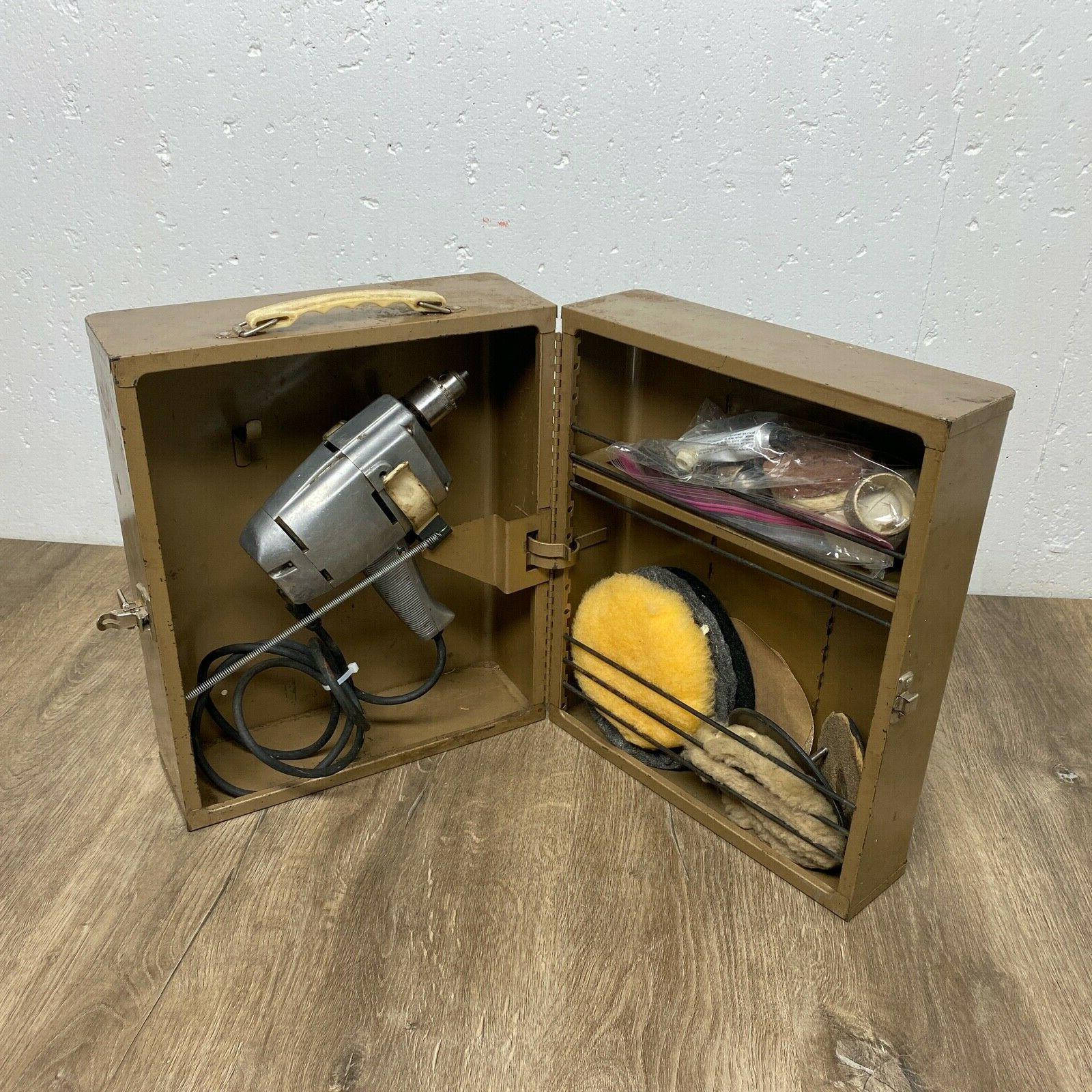 Sander 315.27760 & Accessories Vintage