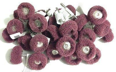 36pc polishers buffers abrasive 1 scotch brite