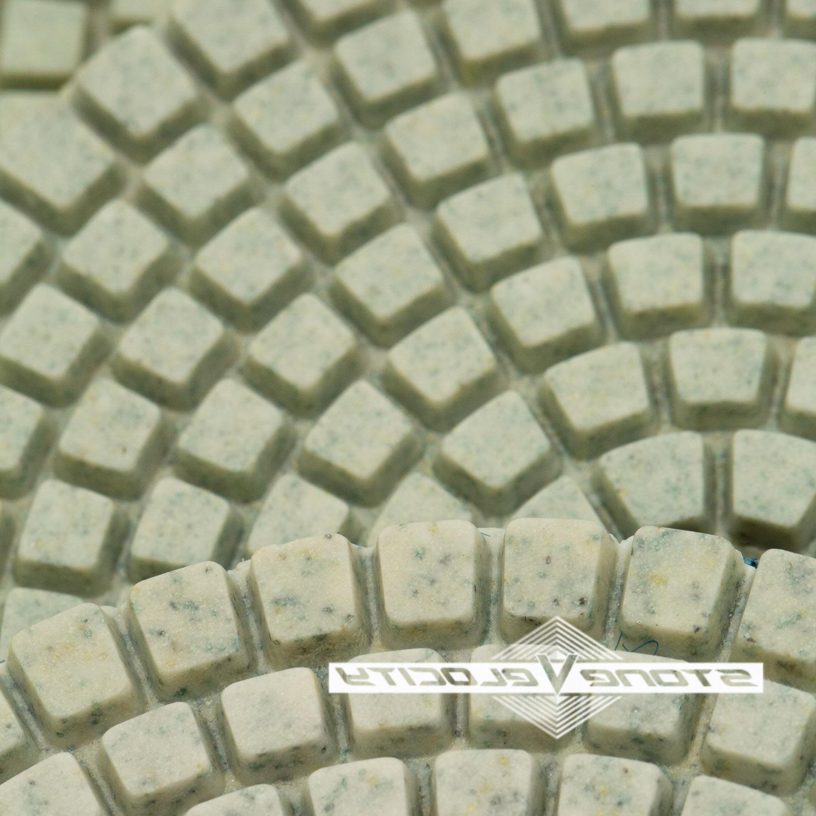 4 inch Diamond Pads Granite Stone Quartz Concrete