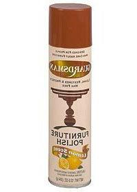 Guardsman 4603-3002-LEM Wood Polish Aero 12.5 oz. - Lemon -
