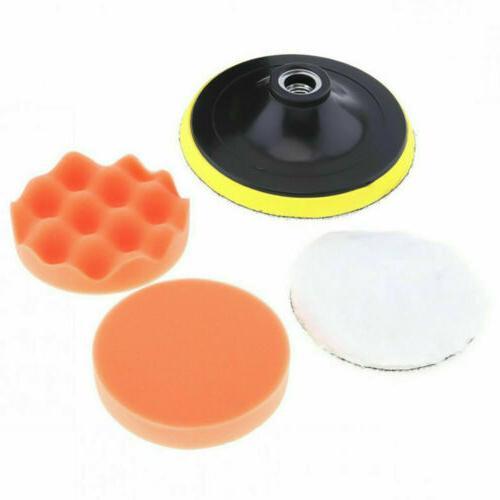 """5"""" Buffer Polishing Waxing Tool Buffing Pad Bonnet"""