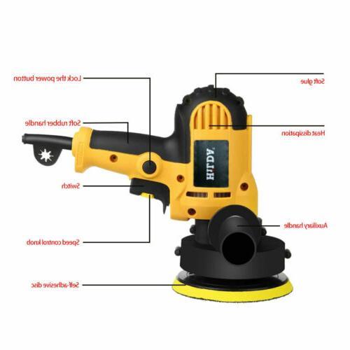 """5"""" Buffer Machine Waxing Bonnet"""