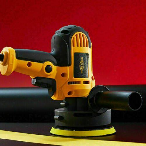 """5"""" Buffer Machine Kit Waxing Tool Buffing Bonnet"""
