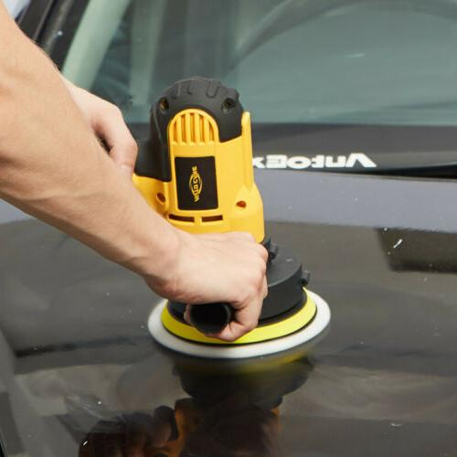 "5"" Electric Car Polisher Portable"