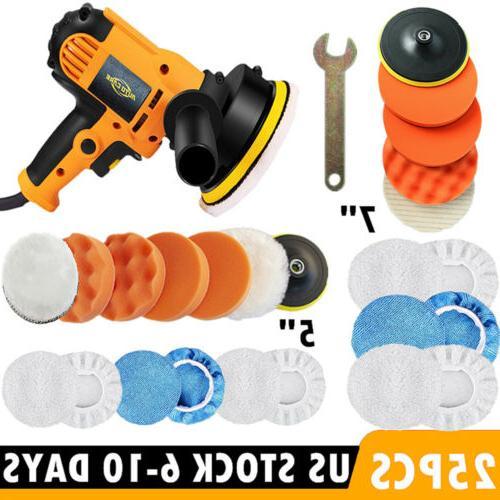 5 7 110v car polisher buffer polishing