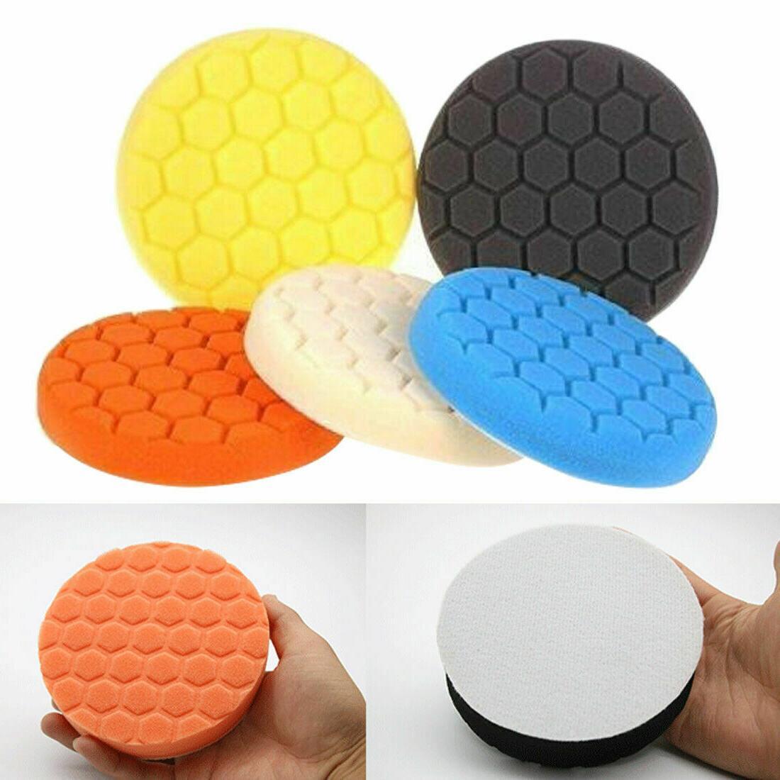 5PCs Polishing Sponge Buffing Set
