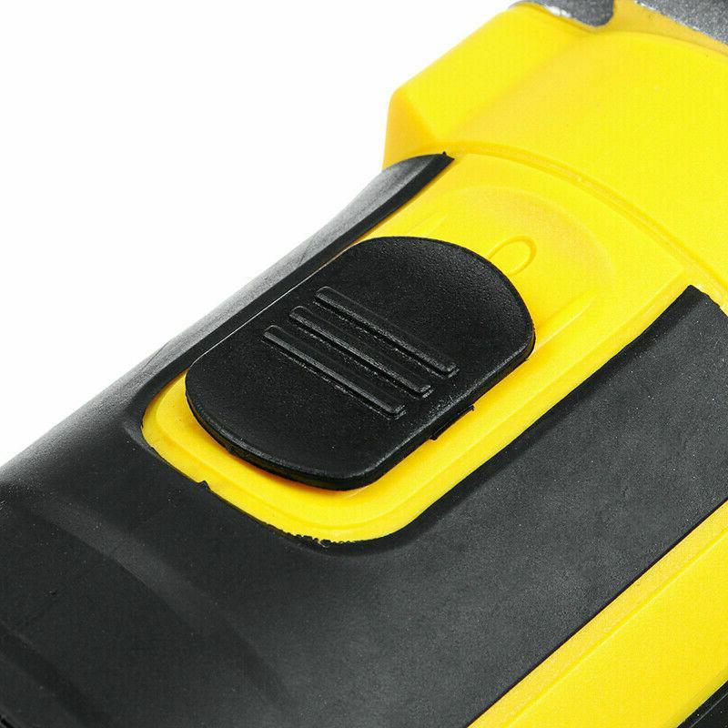 """6"""" 680W Car Polisher Sander Waxer Machine Speed"""