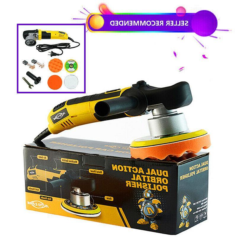 """6"""" Dual Action Orbital DA Buffer Waxing Kit"""