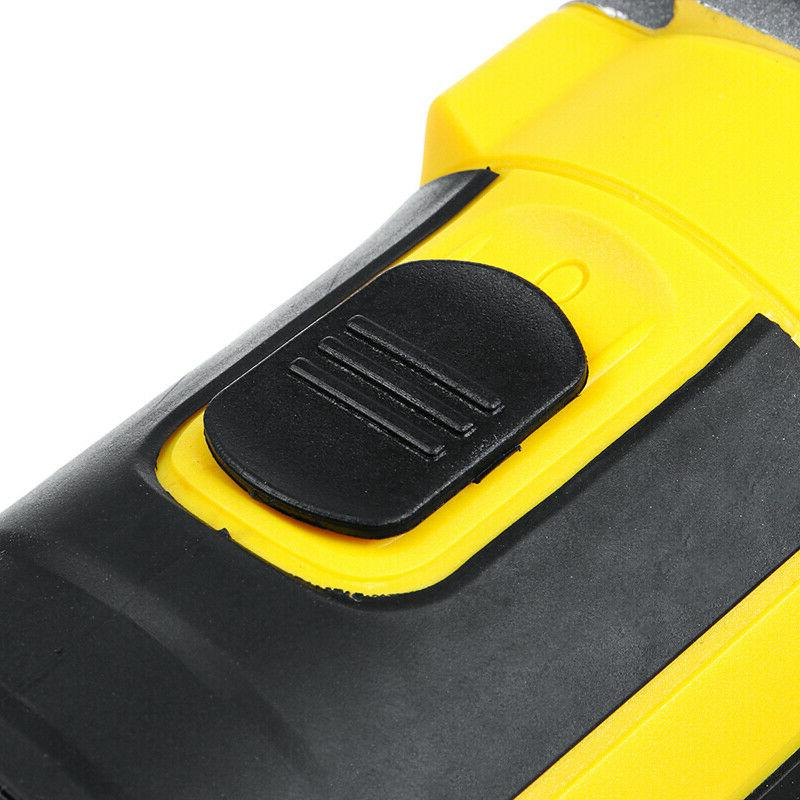 "6"" Dual Action Orbital Car Polisher Sander Wax Kit"