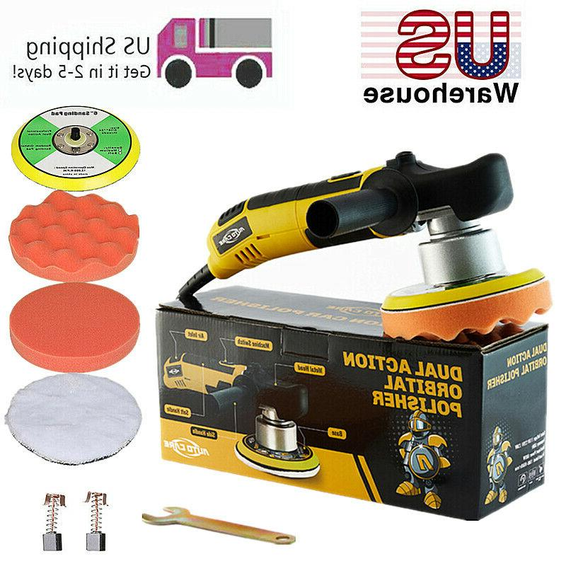 6 electric da polisher variable 6 speed