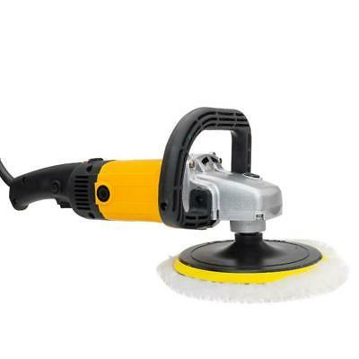"7"" 1600W Electric 6 Variable Buffer Sander Boat"