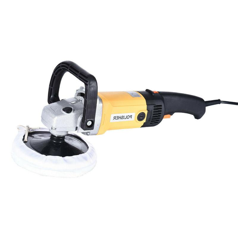 1600W Paint Polisher/Buffer Electric 6 Variable US