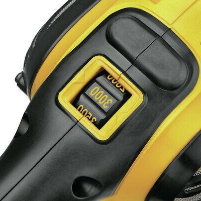 DEWALT / 9 Speed Polisher with Start DWP849X New
