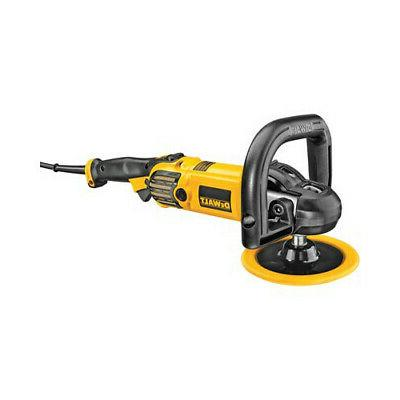 DEWALT 9 in. Speed Polisher Soft DWP849X