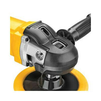 DEWALT 7 in. 9 in. Variable Speed Polisher DWP849X New