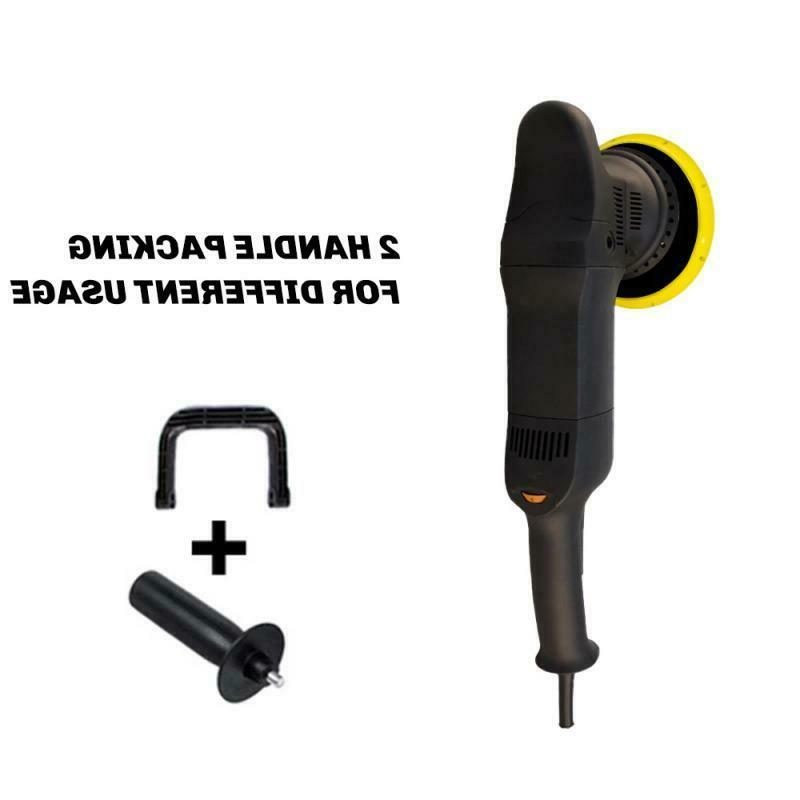 700W Dual Action Buffer Sander Polishing Kit