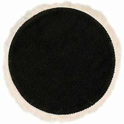 "8"" Natural 100% 1"" &amp Polishing Pad Automotive"