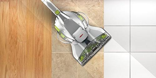 Hoover Hard Floor Cleaner - Moondust Metallic