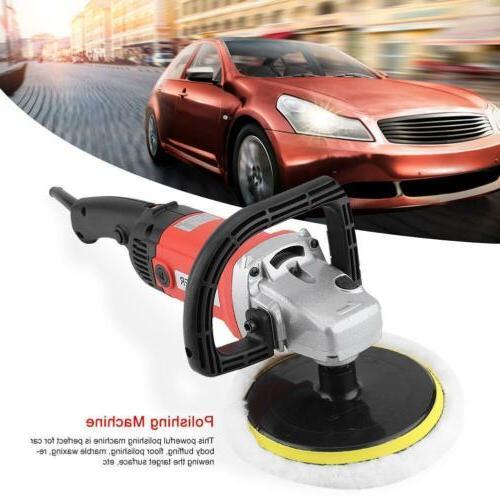 automatic car orbital polisher sander kit buffing