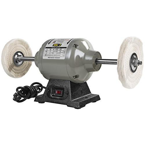benchtop buffer polisher grinder heavy
