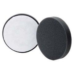 Buff and Shine 5.5-inch Black Foam Finishing Pad