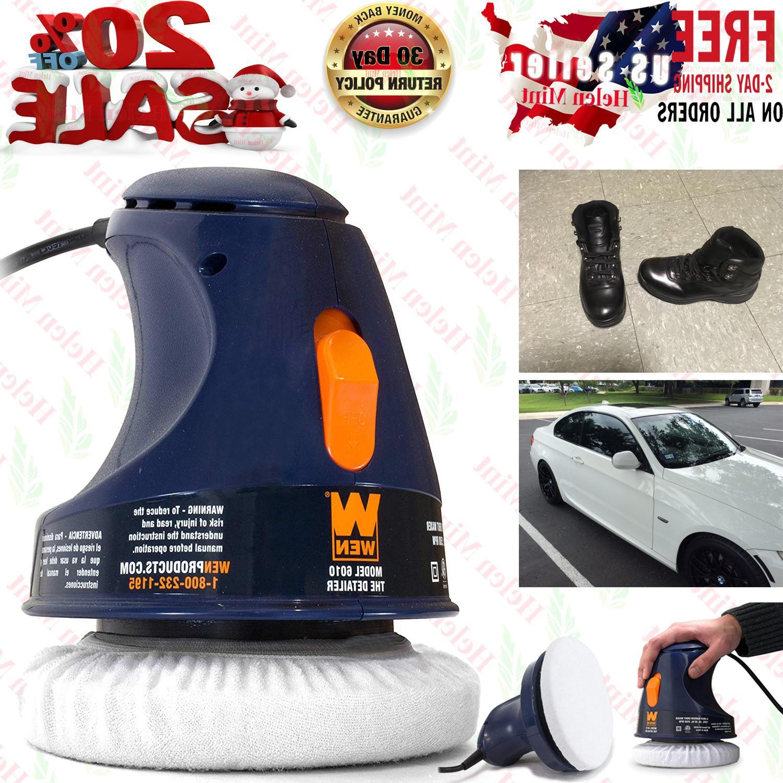 buffer polisher car small waxer high speed