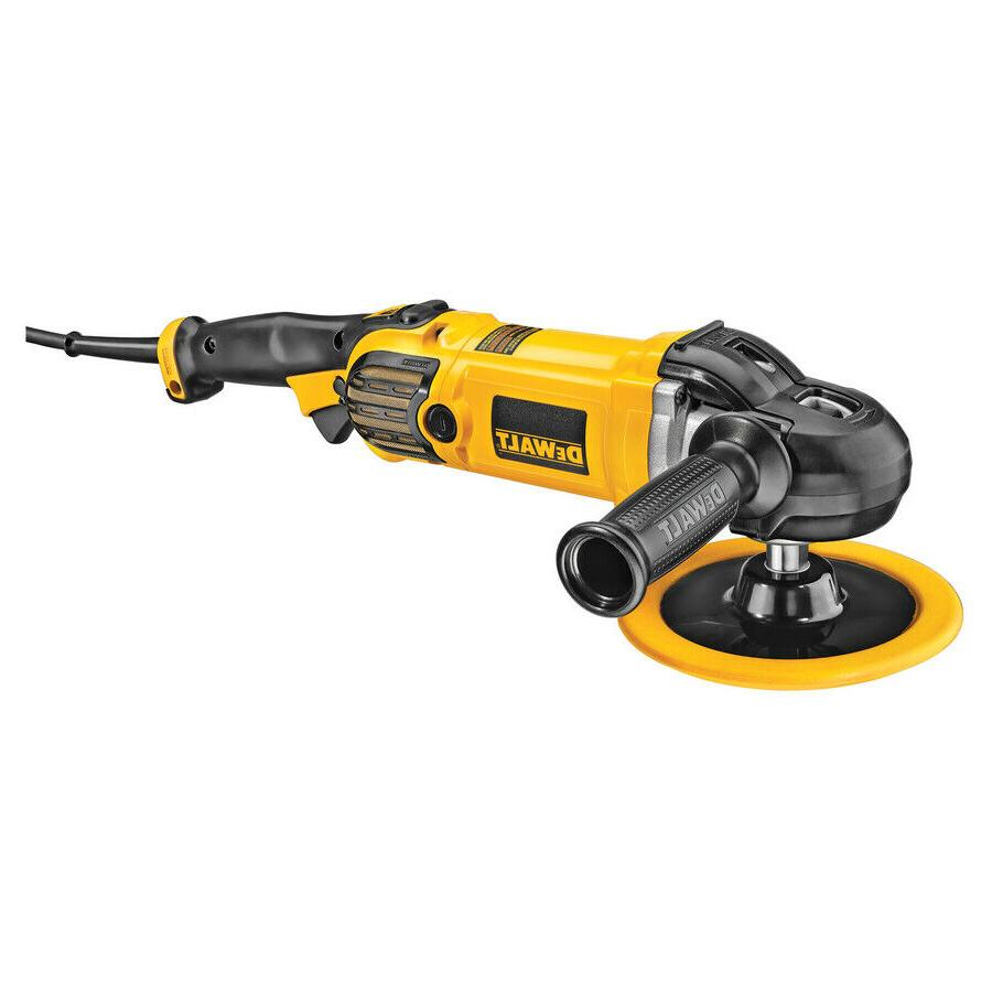 dwp849x 9 in variable speed corded polisher