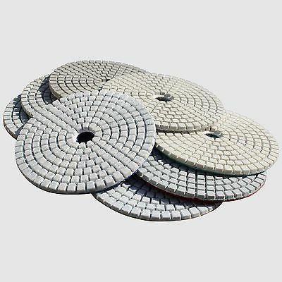 Diamond Pads Granite Concrete Marble
