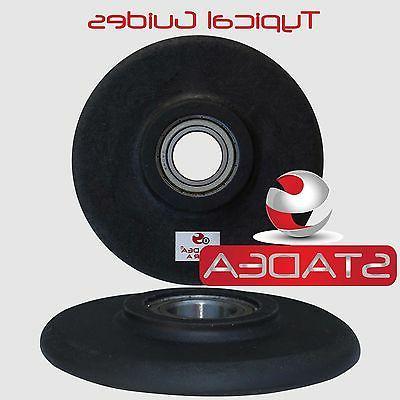 "STADEA Diamond Wheel Hand Bits 3/16"" Demi Radius Granite Profiling"