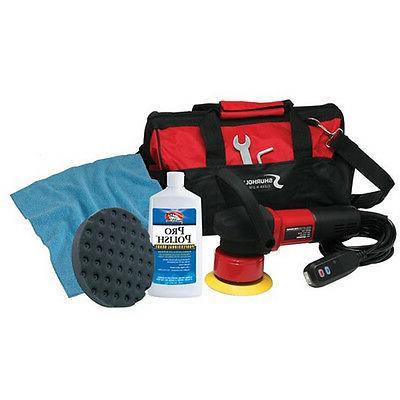dual action polisher start kit