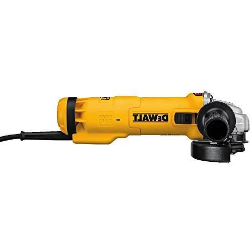 dwe4224 angle slide switch grinder