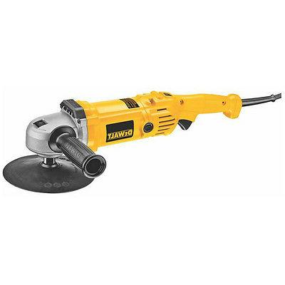 Dewalt DWP849 7 in./9 in. Variable Polisher