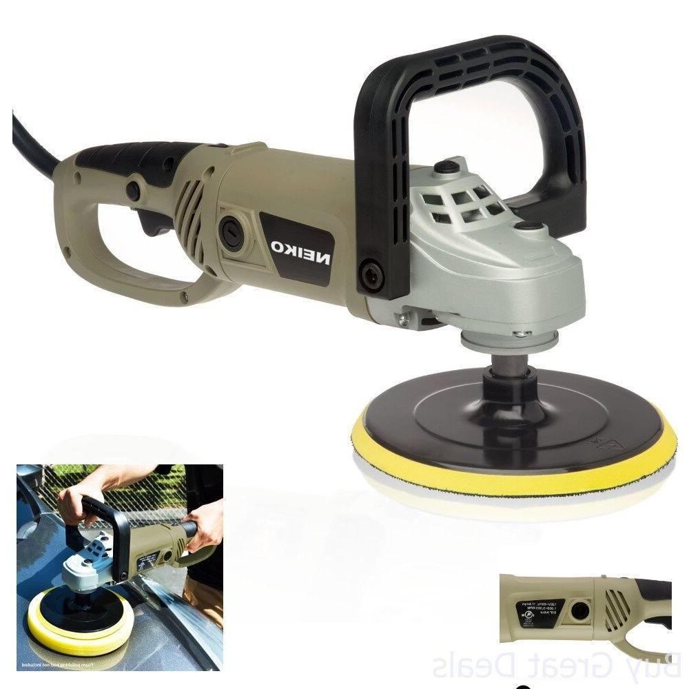 electric car polisher buffer sander