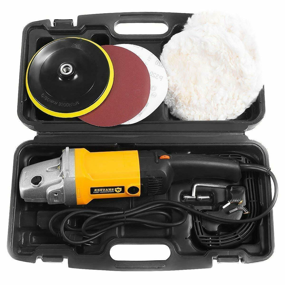 electric car polisher variable 6 speed 7