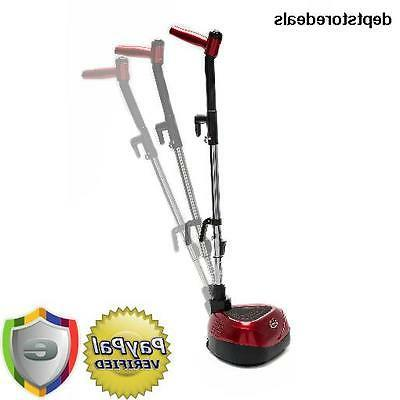 Ewbank All-In-One Floor Cleaner, and Polisher, Red Power Cord